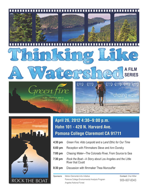 Poster for Thinking Like A Watershed
